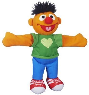 Sesame Street Playskool Ernie Hugs Forever Friends