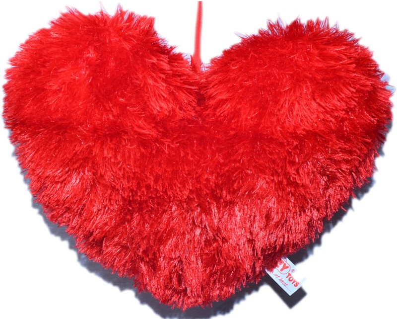 Joey Toys Heart 10  - 9.8 inch(Red)