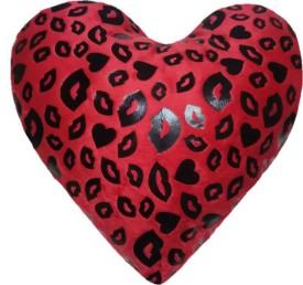 Aparshi Kiss heart stuffed soft toy 2 - 40 cm(Multicolor)