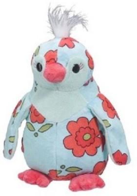 Douglas Cuddle Toys Douglas Valery Aqua Flower Penguin Fuzzles Plush