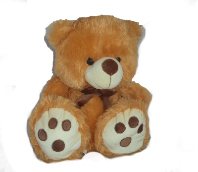Cuddles Stuffed Bear With Paws  - 45 cm
