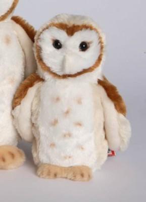Douglas Cuddle Toys Rafter Barn Owl 7