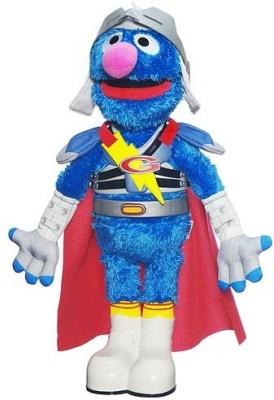 Sesame Street Flying Super Grover 2.0  - 24 inch