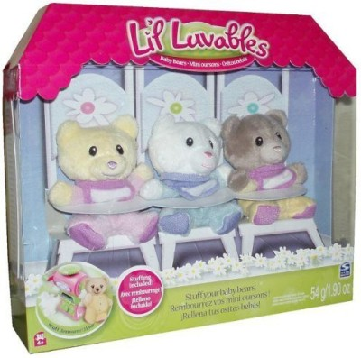 Lil, Luvables Lil Luvables Fluffy Factory