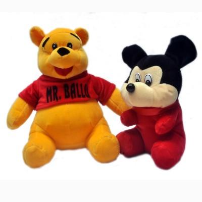 ARIP Cute Pooh & Micky  - 10