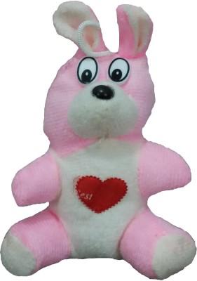 Ekku Pink Rabbit  - 5 inch