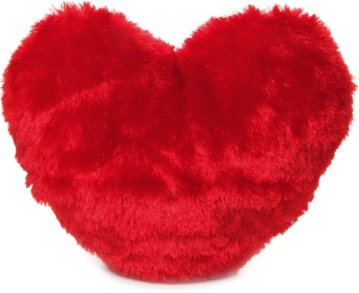 Dimpy Heart  - 35 cm(Red)