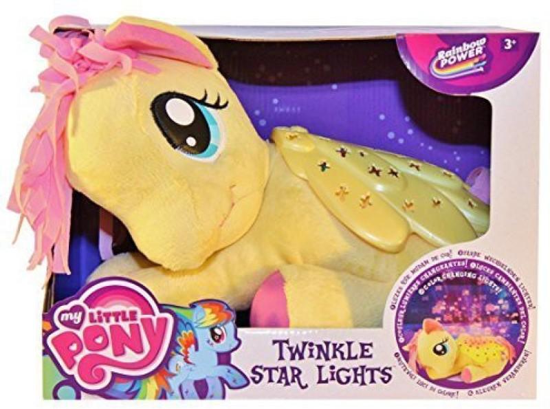 Funrise My Little Pony Twinkle Star Light Flutterfly Yellow(Yellow)