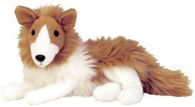 TY Beanie Babies Cassie The Collie