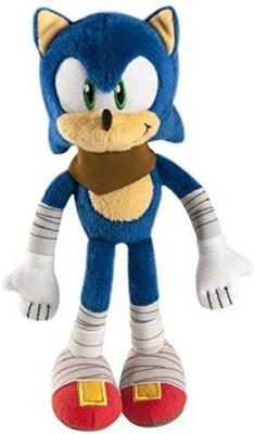 Tomy Sonic Boom Small Plush - Sonic  - 25 inch