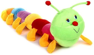Micomy Soft Plush Toy Kids Birthday Cute Caterpillar-60 Cm  - 60 cm