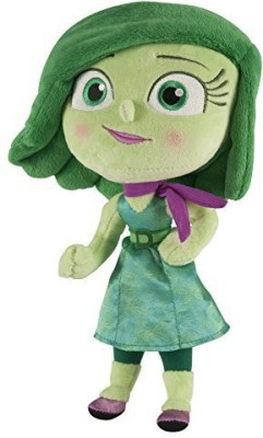 Tomy Inside Out Talking Plush, Disgust  - 20 inch