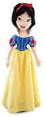 Disney 11In Snow White Plush Doll Small Size Snow White Plush