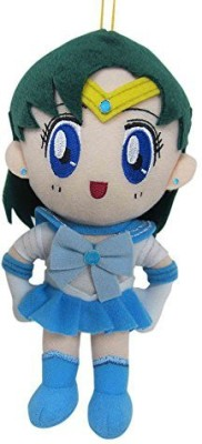 Great Eastern Ge7506 Sailor Moon Mercury Plush Doll