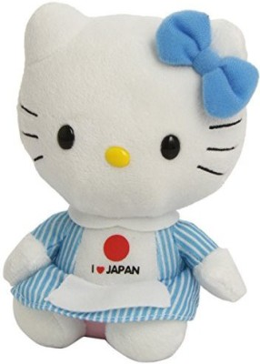 TY Beanie Babies Hello KitI Love Japan Ba