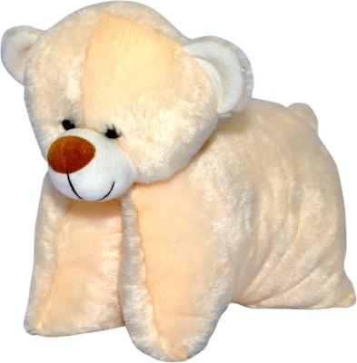 Joey Toys Lovely Teddy Cushion  - 7 inch