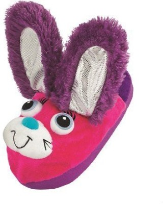 Stompeez Bunny Slippers With Personality...