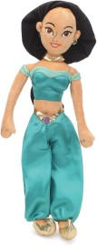 Disney Jasmine plush Doll - 48 cm(Multi Colour)