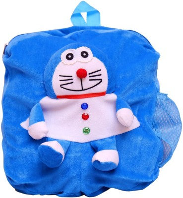Vpra Mart Blue Soft Toy Bag  - 32 cm