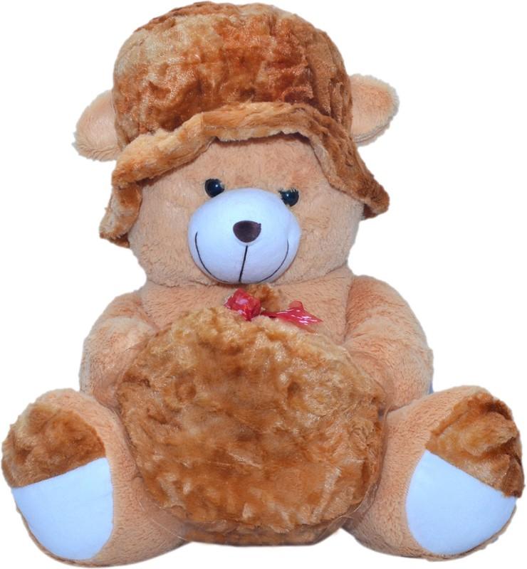 Joey Toys C Teddy  - 25 inch(Brown)