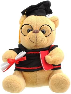 VRV Musical Scholar Teddy Bear  - 12 cm