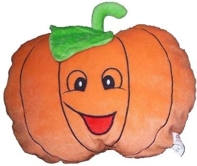 Soft Buddies Pumpkin Face - Playtoy  - 14 inch