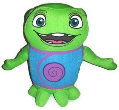 Dreamworks Green Oh Boov Animation Home 2015 Movie 6 Inch (Small) Doll