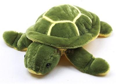 Nb Phoenix Stuffed Soft Cute Green Turtle Plush Toy Female Birthday Gift 36 Cm  - 36 cm