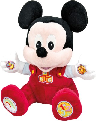 Disney Mickey Talking Plush  - 10.23 inch