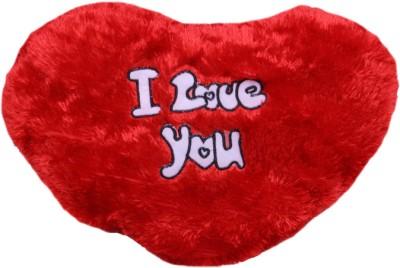 Gallibazaar Red Love Pillow  - 12 inch