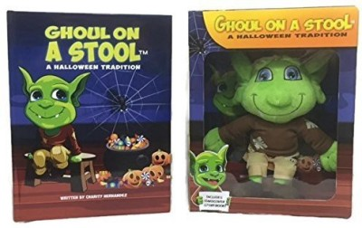 GOS Creations Ghoul On A Stool A Halloween Tradition