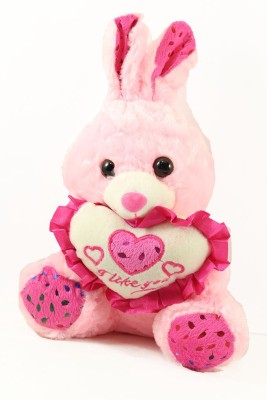 Tickles Rabbit with Heart  - 21 cm