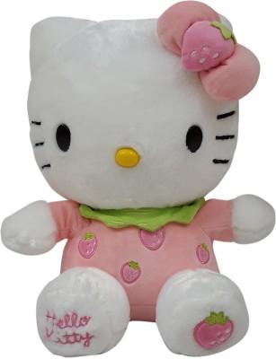 Hello Kitty Plush (strawberry)  - 10 inch