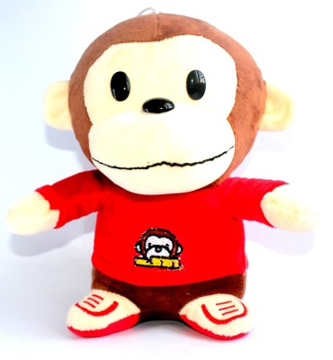 Cuddles Collections Baby monkey  - 20 cm