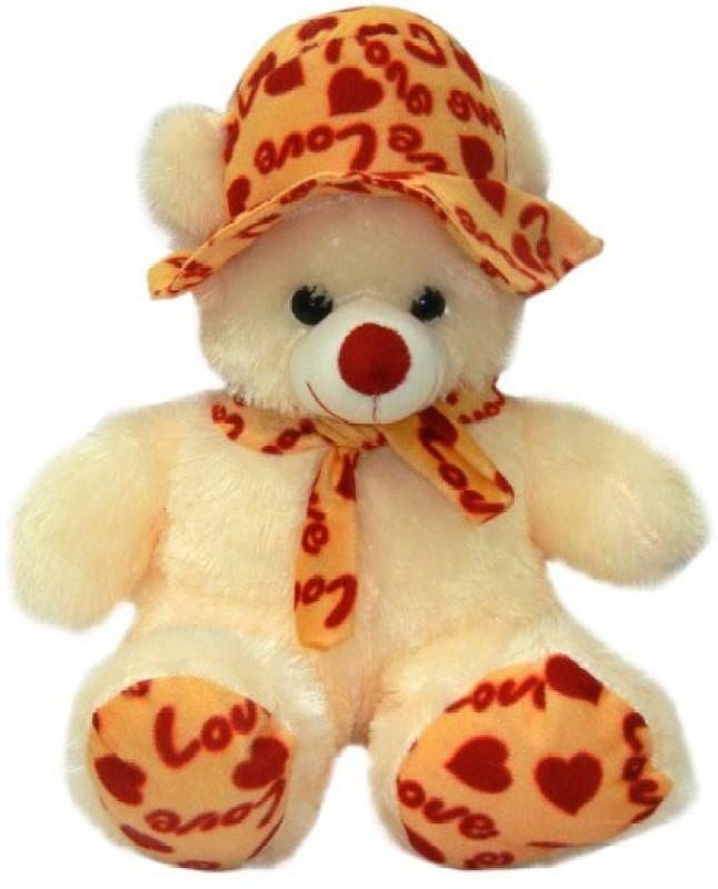 Ktkashish Toys Kashish sweet crean teddy bear 27 inch  - 27 inch(Beige)
