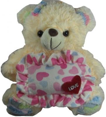 Tickles Teddy Love  - 10 inch