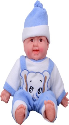 Style N Decor Laughing Baby  - 13 inch