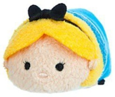 Disney Tsum Tsum Plush Figures Alice ,,Tsum Tsum,, Plush - Mini - 3 1/2,,  - 20 inch