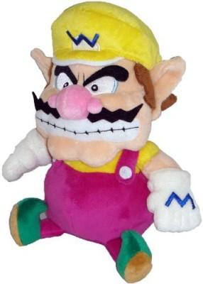 Sanei Super Mario Plush 7
