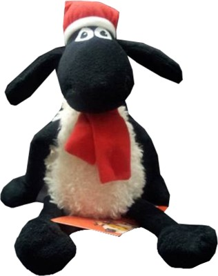 Shaun the Sheep with Hat and Scarf