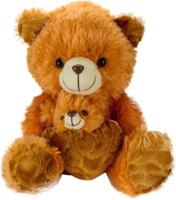 Ganpati Traders Mother Baby Teddy  - 24 inch