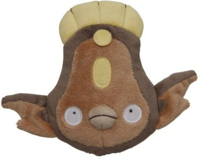 Pokemon Center Stunfisk/Maggyo Canvas Plush