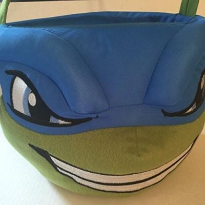 Teenage Mutant Ninja Turtles Plush Basket Leonardo