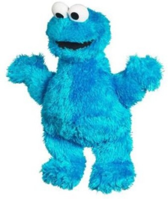 Hasbro Sesame Street Playskool Sesame Street Pals Cookie Monster