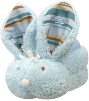 Stephan Baby Fuzzy Boo Bunnie Comfort And Boo Cubeblue