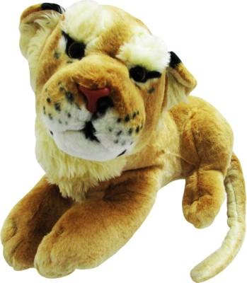 Play N Pets Big Size Soft Lioness  - 55 cm