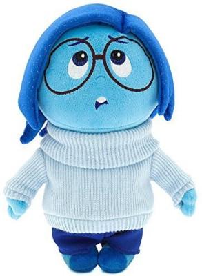 Pixar Sadness Plush Disney Inside Out Small 11,,