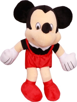 Skylofts Stuffed 17inch Mickey Mouse Soft Toy  - 17 inch(Multicolor)