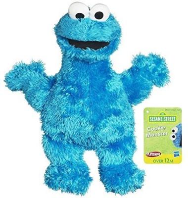 Hasbro Sesame Street Plush Cookie Monster9 Inch