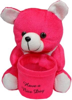 NRN TOYS Soft Baby Teddy cum Penstand  - 15.24